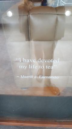 We love TEA!