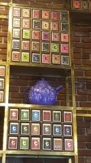 Famous Ceylon tea shop.