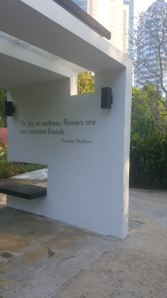 Flowers are wonderful!