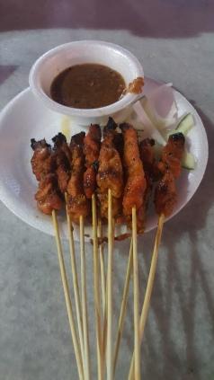 So tasty! Lau Pa Sat street food Hawker Centre