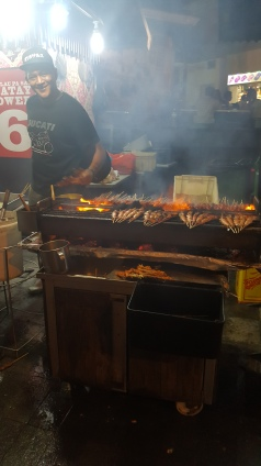 BBQ Satay
