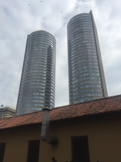 Colombo World Trade Centre.