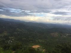 Beautiful vistas.