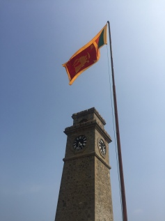 Galle Clock Tower.