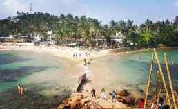 Mirissa Beach.