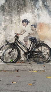 'Little Children on a Bicycle'.