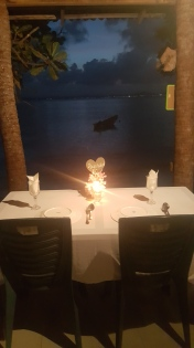 A gorgeous meal at Qimi restaurant.