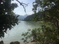 Penang National Park.