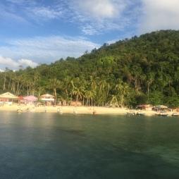 Coral Beach.