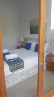 Lovely room, and two BIG towels each!!