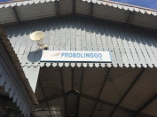 Probolinggo station.