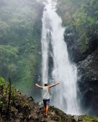 Woohoo for waterfalls!