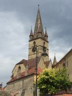 Church around the square.
