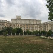 Home to Ceausescu, the last communist leader on Romania.