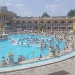 Szechenyi Baths.