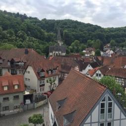 The beautiful village of Eppstein.
