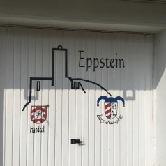 Welcome to the village of Eppstein.
