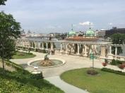 The Royal Gardens.
