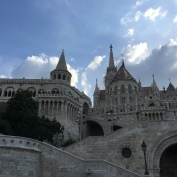 Fisherman's Bastion.