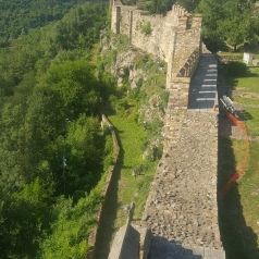Tsaravets fortress.