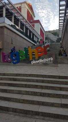 Plovdiv, European Capital of Culture 2019.