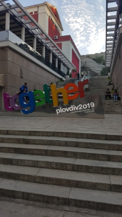 Plovdiv, European Capital of Culture 2019.