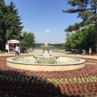 The park in Silistra.