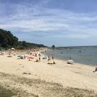 Varna beach.