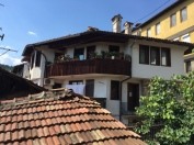 Our lovely place to stay in Veliko Tarnavo.
