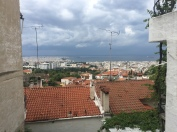 View over Thessaloniki.