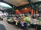 Colourful fruit and veg market!