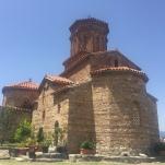 St Naum monastery.