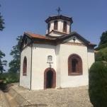 Small monastery.